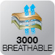 BREATHABLE 3000