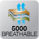 BREATHABLE 5000