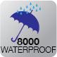 WATERPROOF 8000