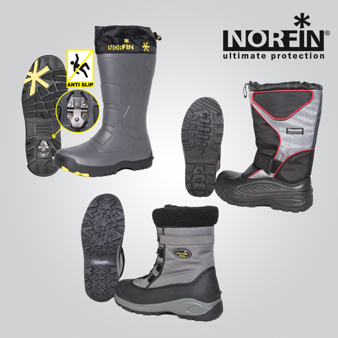 New winter boot models norfin for New model boot