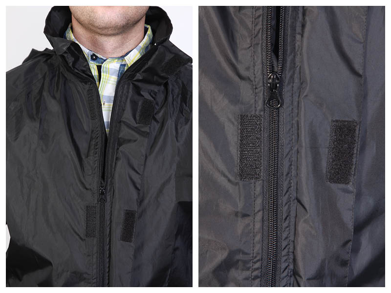 norfin rain zipper