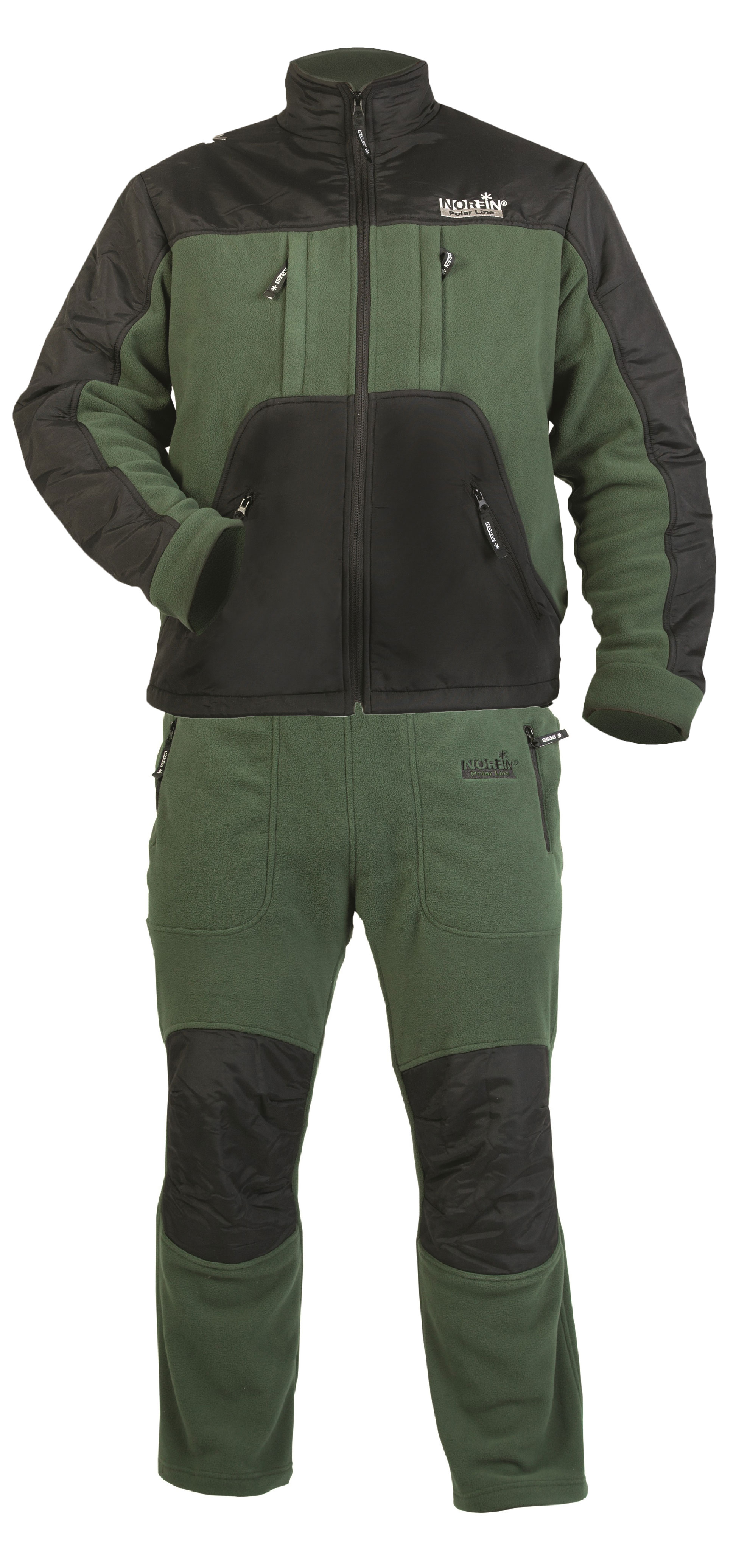 Suit Norfin - the ideal solution for winter fishing