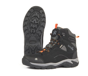 Norfin - boots - mission black - 15810-bl 1 copy