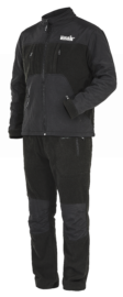 Norfin - fleece - polar line gray (3371) - 1