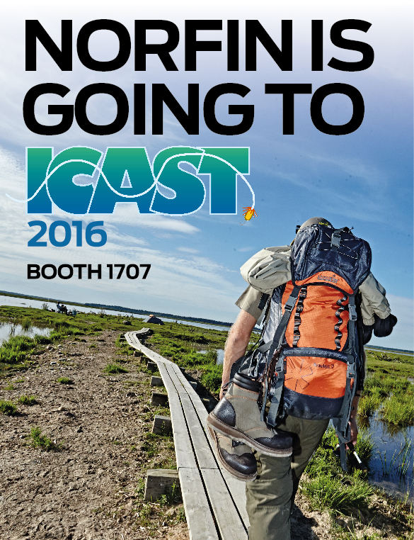 Norfoin is going to icast-02